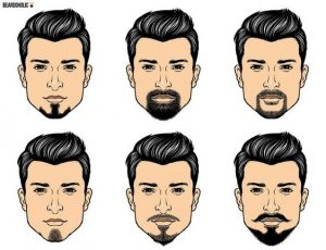 Goatee Without Mustache Style List