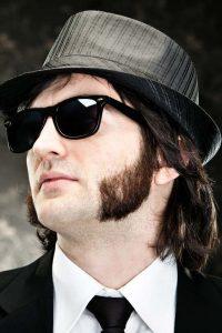 Sideburns Beard Style