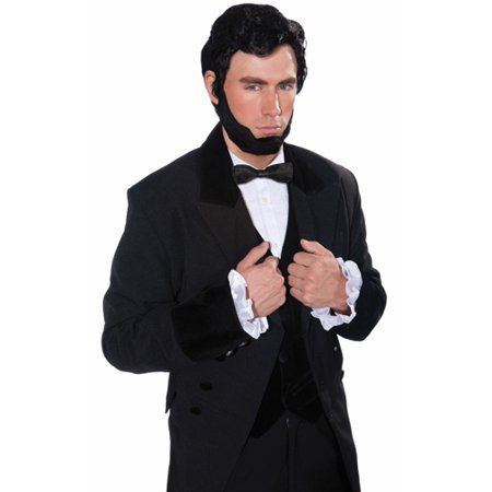The Lincoln Beard Without Mustache Styles